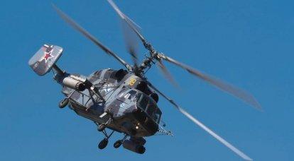 Ka-29 torna al servizio