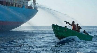 泥棒、海賊、怠け者から貨物を守る方法