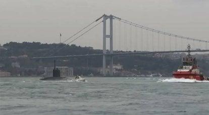 Ankara'da Rus gemileri için Karadeniz boğazlarını kapatmayı düşündüler