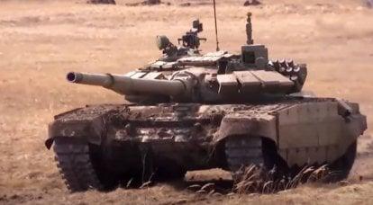「T-72B3Mは完全に新しいプラットフォームになりました」:ロシアの戦車の大きな展望に関する西側のアナリスト