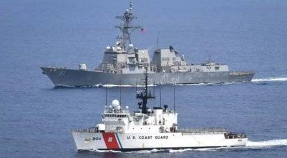美国海军新概念:反对俄罗斯和中国的侵略