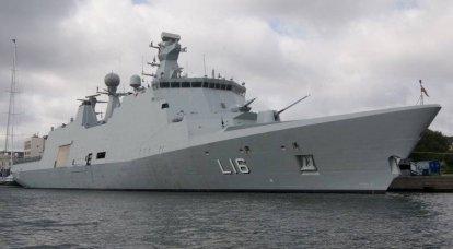 "Transport armé ""Absalon"", Danemark"