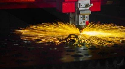 Al suono di una sega: sui laser da combattimento