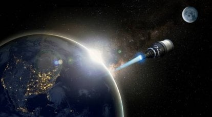 DARPA DRACO program building a nuclear powered spacecraft