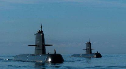 Sous-marins suédois: quand la qualité ne compense pas la quantité