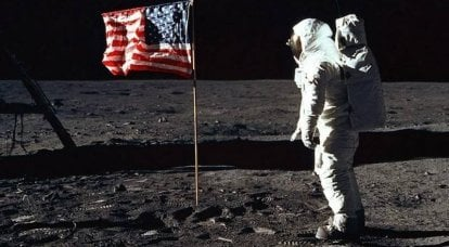 """In the United States announced the lag of Russia in the """"moon race"""""""