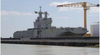 法国和乌克兰反对俄罗斯海军