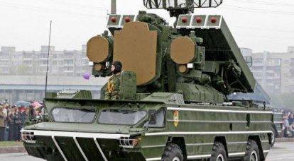 対空ミサイルシステム「OCA」