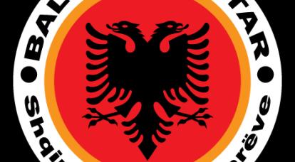 अल्बानियाई फासीवाद। 2 का हिस्सा। एडोल्फ हिटलर की सेवा में