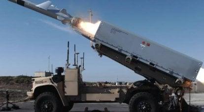 USMCのための有望なNMESISミサイルシステム