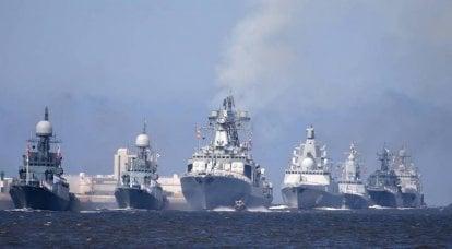 La Russie a-t-elle besoin d'une flotte solide?