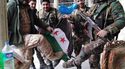 L'ASA a contourné la position des forces spéciales turques au sud de Sarmin, s'approchant d'Idlib