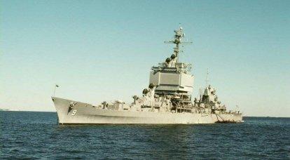 ロングビーチ - アメリカ海軍の白い象