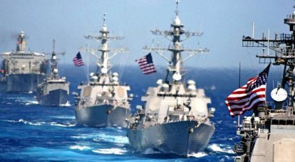 Five components that the US Navy will use to defeat any enemy