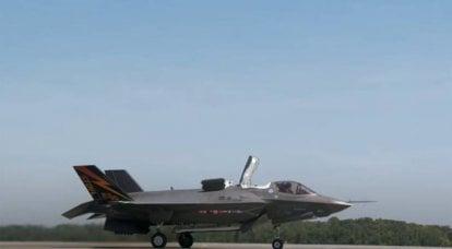 미국 해병대 장군 : F-35B는 우리에게 공중과 바다를 지배 할 수있는 능력을 제공합니다.