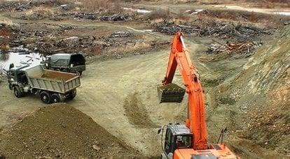 Die Eisenbahntruppen schließen die Vorbereitungsarbeiten vor Beginn des Wiederaufbaus der BAM ab