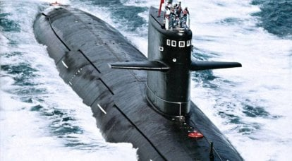 "Multipurpose nuclear submarines ""Type 093"" (China)"