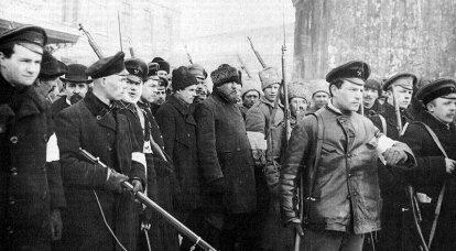 कैसे फरवरीवादियों ने सेना को नष्ट कर दिया