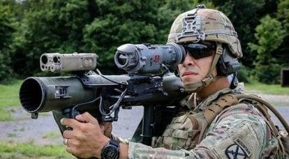 经验教训。 美国陆军的新武器和装备