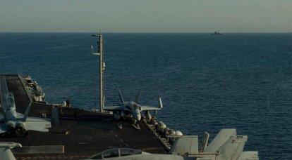 FoxNews: US AUG que passa pelo Estreito de Ormuz está pronto para iniciar as hostilidades, se necessário