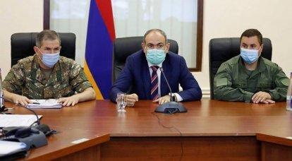 Pashinyan: Baku greift in das Hoheitsgebiet Armeniens in der Region Syunik ein