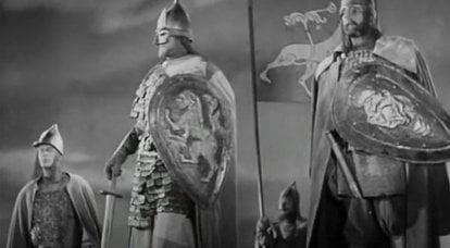 武器からリベットまで:中世の専門家がエイゼンシュタインの映画「アレクサンドルネフスキー」について語る