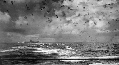 Batalhas navais. Vitória virou derrota