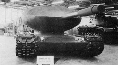 Zu originelle Panzer verlieren oft ...