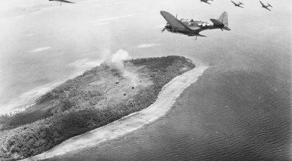 Atoll de Truk. Un paradis tropical qui a vu des opérations militaires spéciales