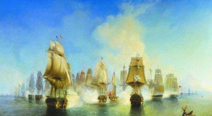 रूसी-तुर्की युद्ध 1806-1812 की विजयी शुरुआत।