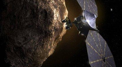 Véspera de lançamento: Estação Interplanetária Lucy