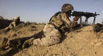 보병 목표 : 미국 군대는 다시 답변을 구합니다.