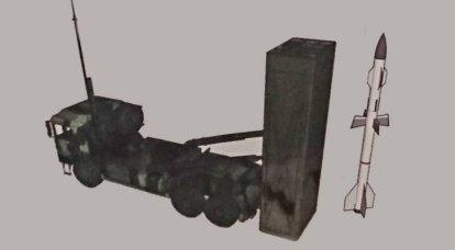 基于P-27的波兰 - 乌克兰防空导弹系统项目