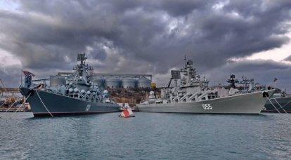 俄罗斯海军的目标:战略威慑