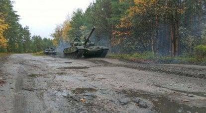 Kolomoisky não mentiu: tanques russos perto de Varsóvia, apenas como parte do exército polonês