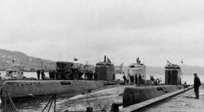 Sous-marins allemands série XXI