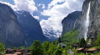 स्विट्जरलैंड में द्वितीय विश्व युद्ध की गूंज