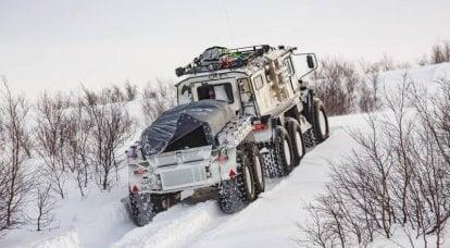 俄罗斯军队的气动航空公司:应对北极挑战