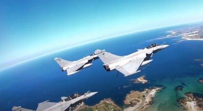 """Le Su-35 russe """"a volé"""" : l'Indonésie a choisi des Rafale français"""