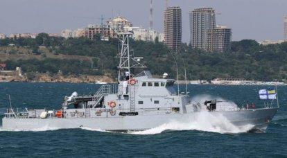 In der Ukraine: Im Schwarzen Meer hat Russland ukrainische Kriegsschiffe provoziert