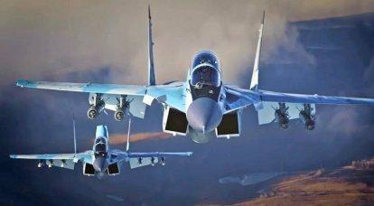 El caza ruso MiG-35 recibirá un sistema inteligente de identificación de objetivos