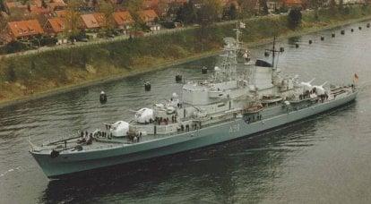 """Trainingsschiff """"Deutschland"""""""