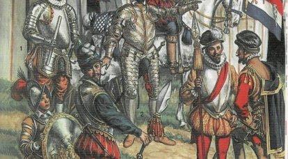 L'era dei Tudor: su guerra e armature