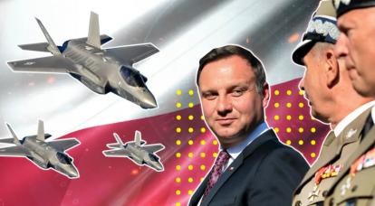 A Polônia não estava pronta para usar o F-35 comprado nos EUA
