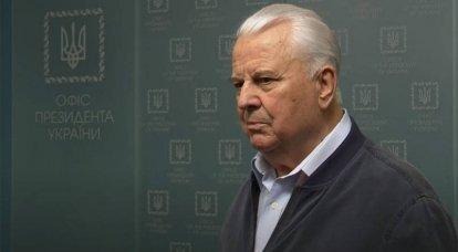 Kravchuk: Rusia no quiere la paz en Donbass