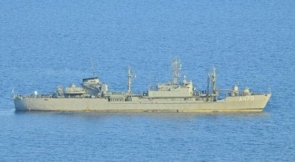 Another NATO mine-sweeping group of ships entered the Black Sea
