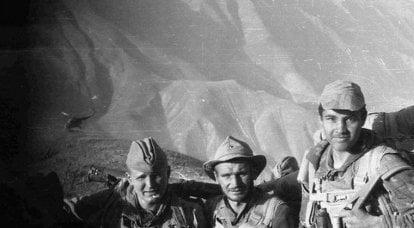 1985年。 レバノンのユニークな特殊作戦「ペナント」:敵の合理的な脅迫