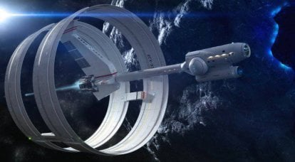 NASA presented a project of a starship capable of moving faster than the speed of light