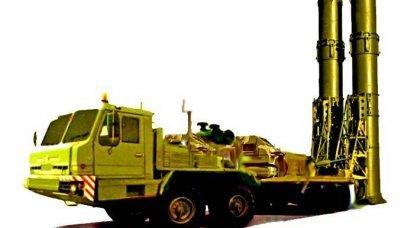 Fotoğraf ilk önce C-77'ten büyük fırlatma kapları 6H500'i aldı.