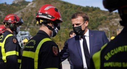 法国宣布的最高恐怖威胁